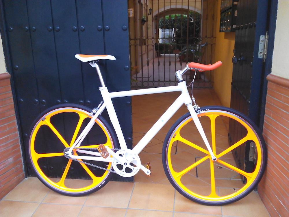 Single speed personalizada